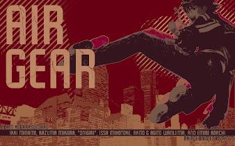 #45 Air Gear Wallpaper