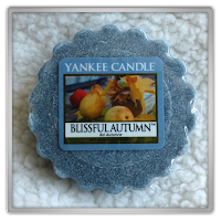 Yankee Candle  blissful autumn