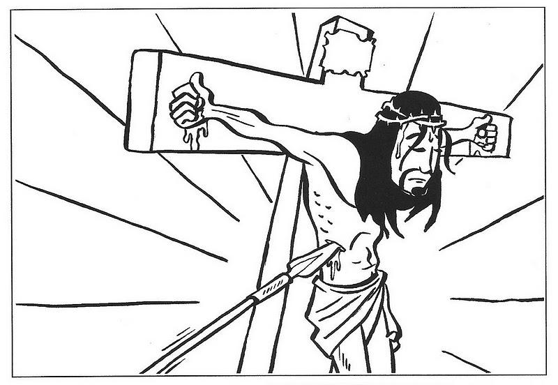 ReliArtes Dibujos Semana Santa 1