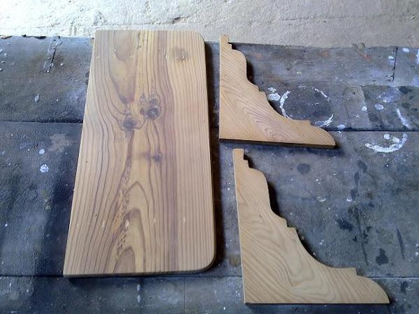 Repisa hacer bricolaje es - Como hacer repisas de madera ...