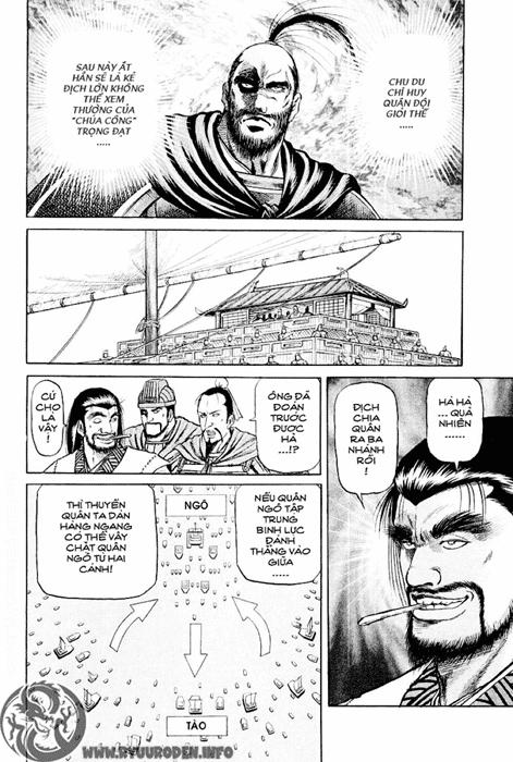 Chú Bé Rồng - Ryuuroden chap 60 - Trang 6
