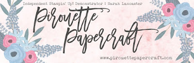 Stampin' Up! ® Demonstrator Sarah Lancaster | ORDER STAMPIN' UP! ONLINE 24/7 HERE