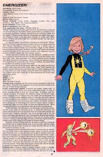 Energizadora (ficha marvel comics)