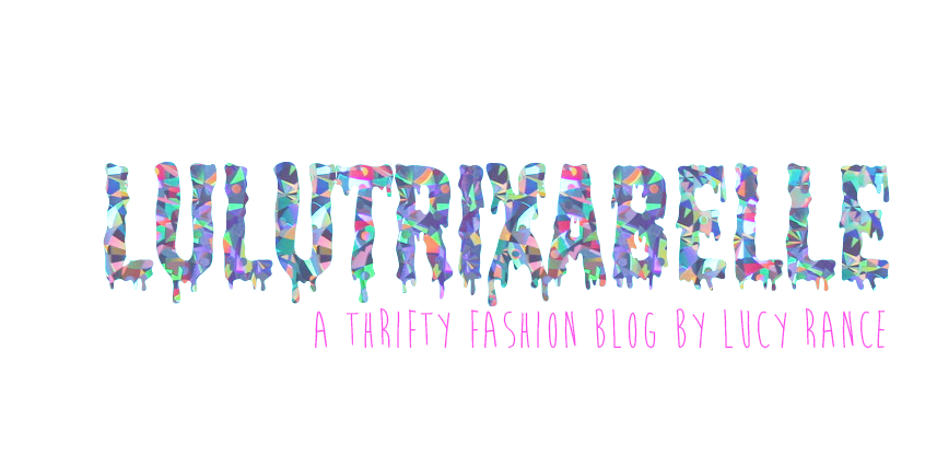 LULUTRIXABELLE - UK Thrifty Fashion Blog