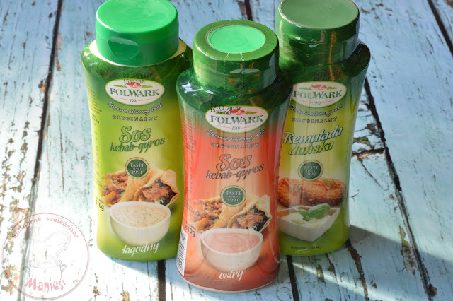 Konkurs z sosami Folwark