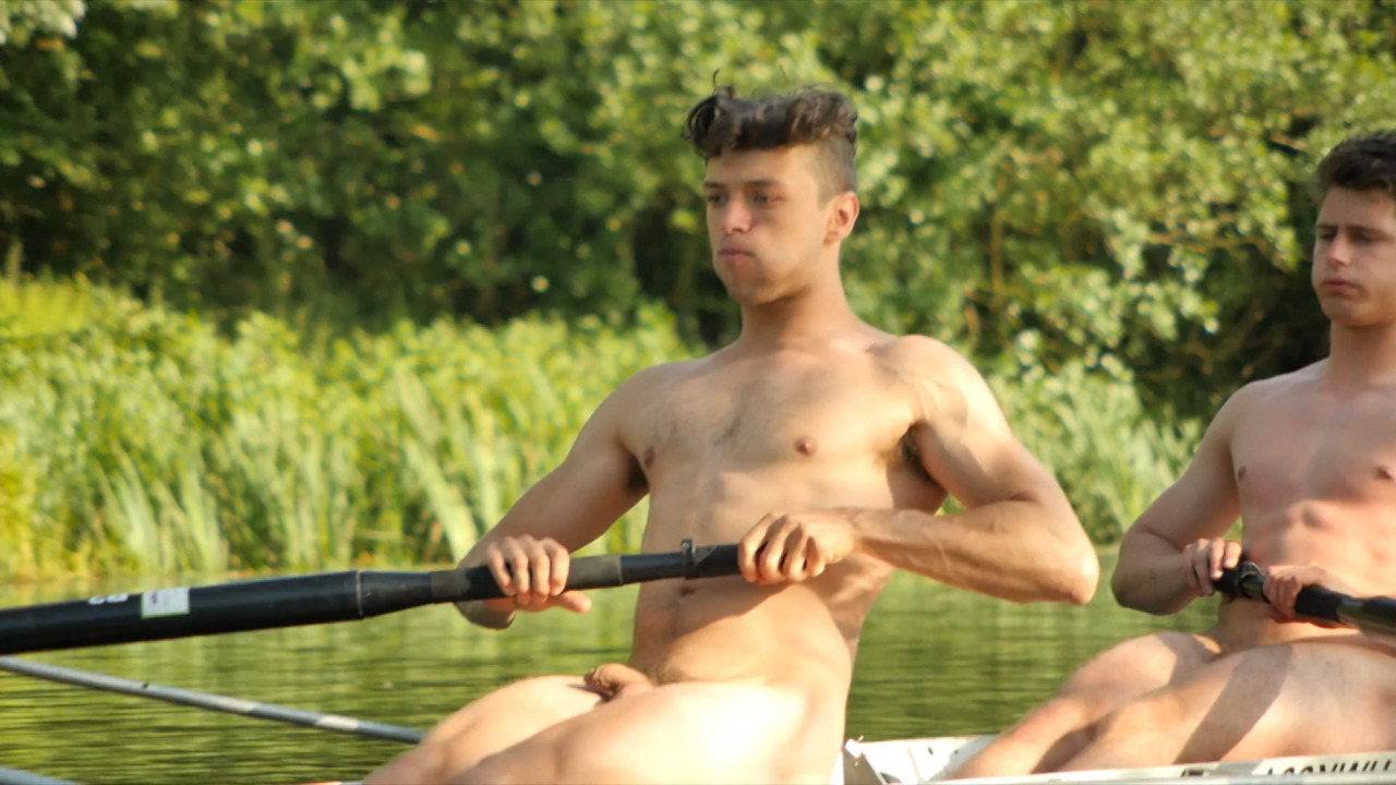 from Paul gay rowers porn