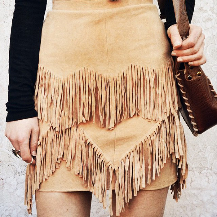 Fringe Fashion Inspiration
