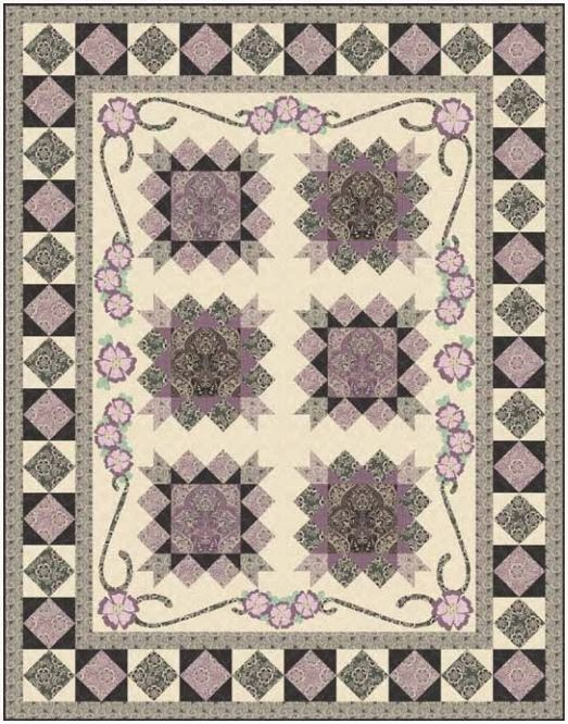 The Shabby A Quilting Blog By Shabby Fabrics Downton Abbey