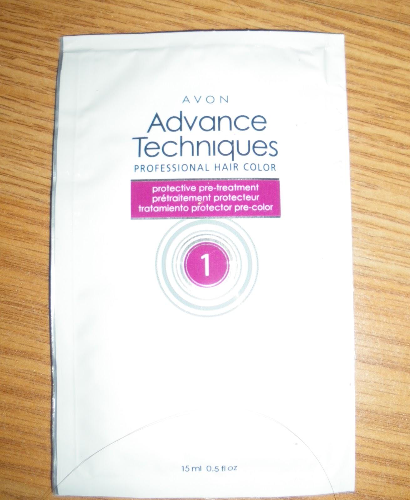 Jovilicious: Avon Advance Techniques Professional Hair Color ...