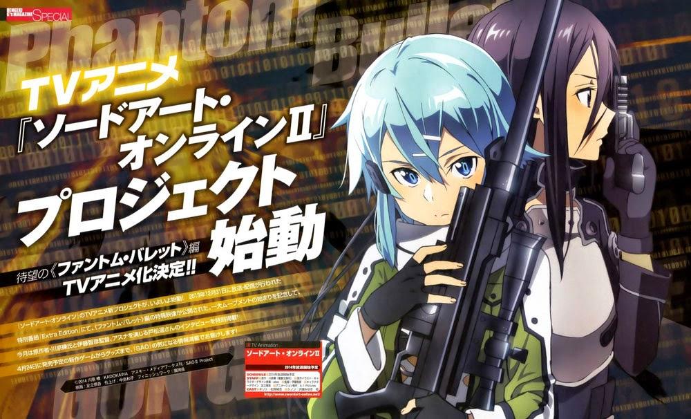 Sword Art Online II - Gun Gale Online Cover