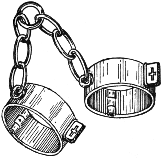 Manacles Png Telecanter's receding rules: public domain gear images 2