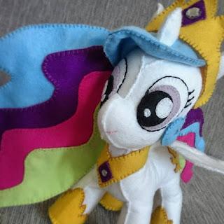 My little pony princesa Luna
