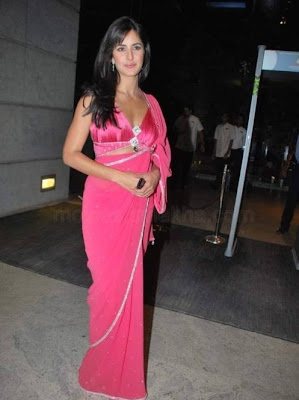 katrina kaif sharee pics