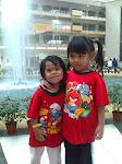 Nadia & Nabila
