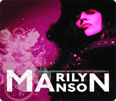 Marilyn Manson Arma Goddamn Mother fuckin Geddon Descargar, Marilyn Manson Arma Goddamn Mother fuckin Geddon Download,