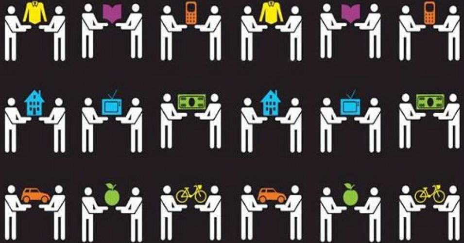 "renting and collaborative consumption Collaborative consumption: technology makes it easier for people to rent items  to each other but as it grows, the ""sharing economy"" is hitting."