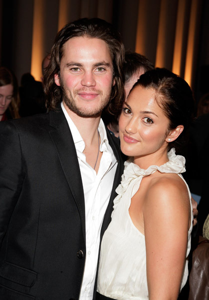 Taylor kitsch and minka kelly 2013