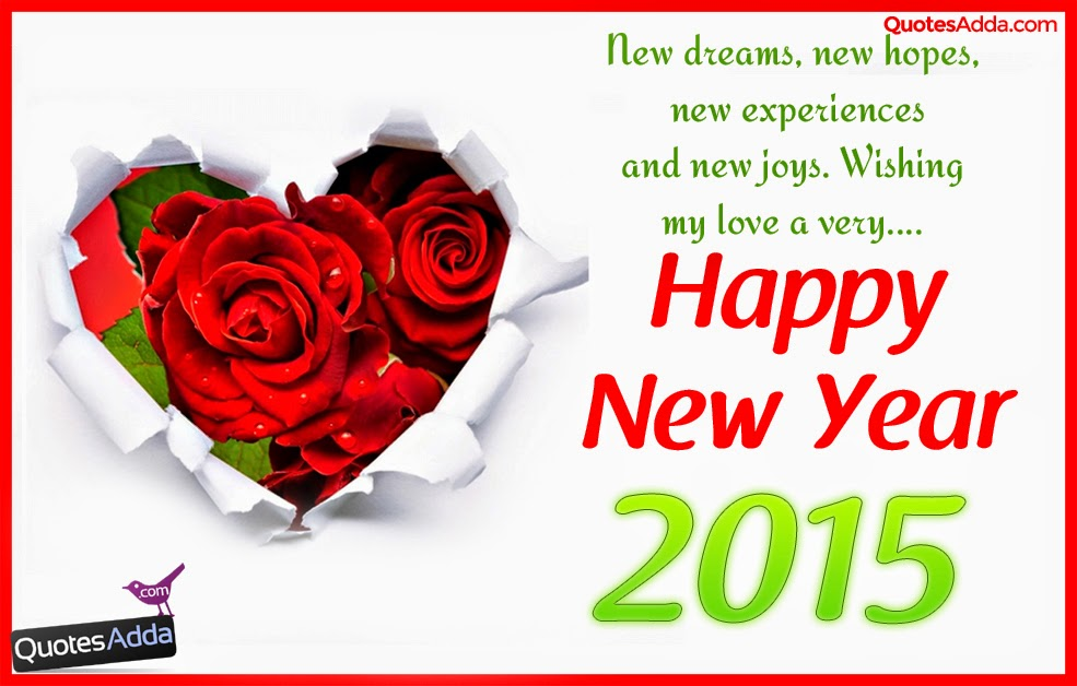 Happy new year my love 2015 new year quotes for lovers telugu happy new year 2015 wallpapers with love messages nice love quotations and messages for new year lovers awesome love quotes in english for 2015 happy new m4hsunfo