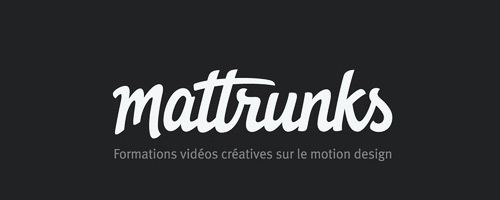 Mattrunks Logo Design
