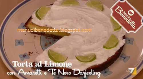 Torta al limone con t nero darjeeling ricetta da i men - Foglie limone nere ...