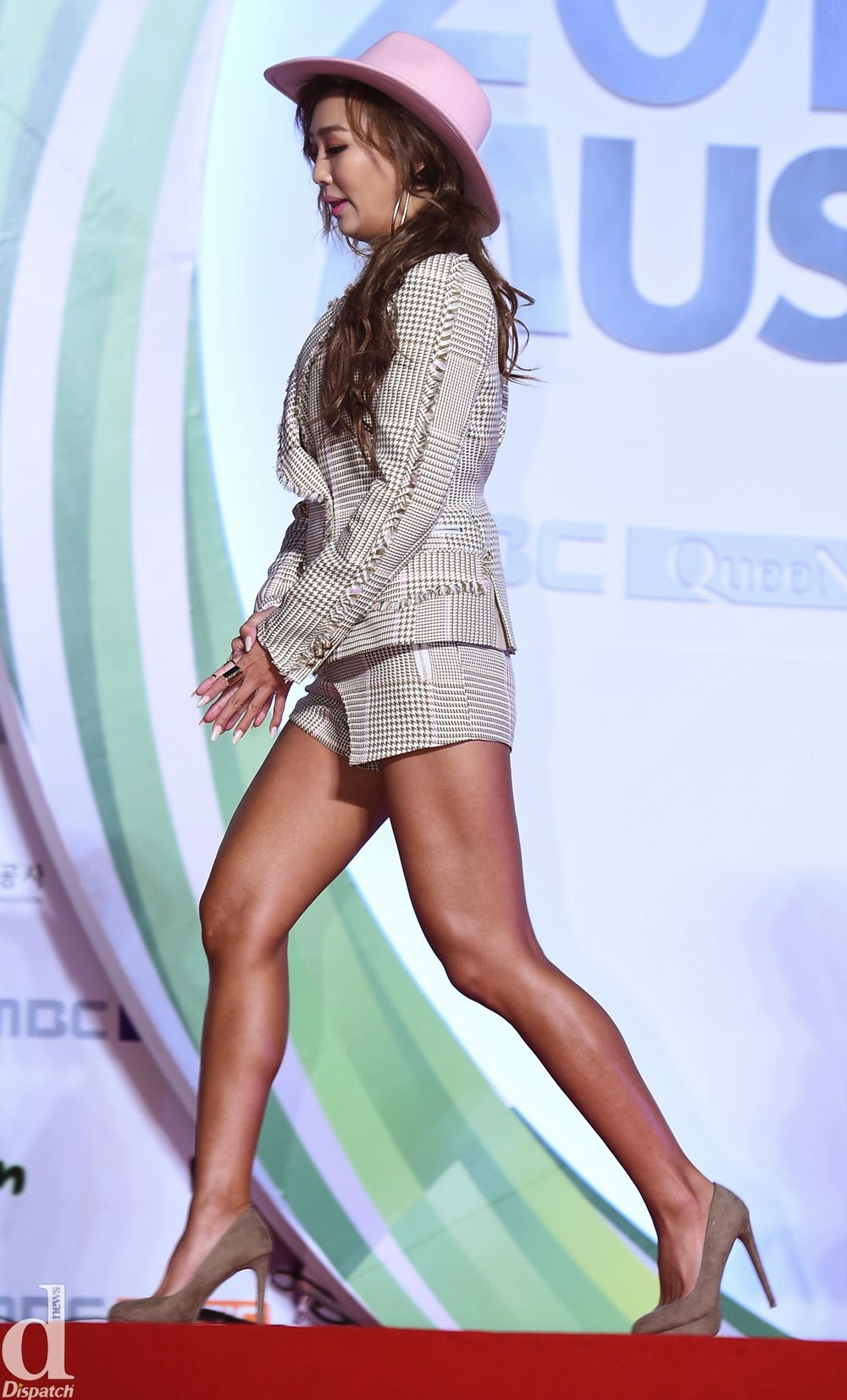 Hyorin 2014 Melon Music Awards