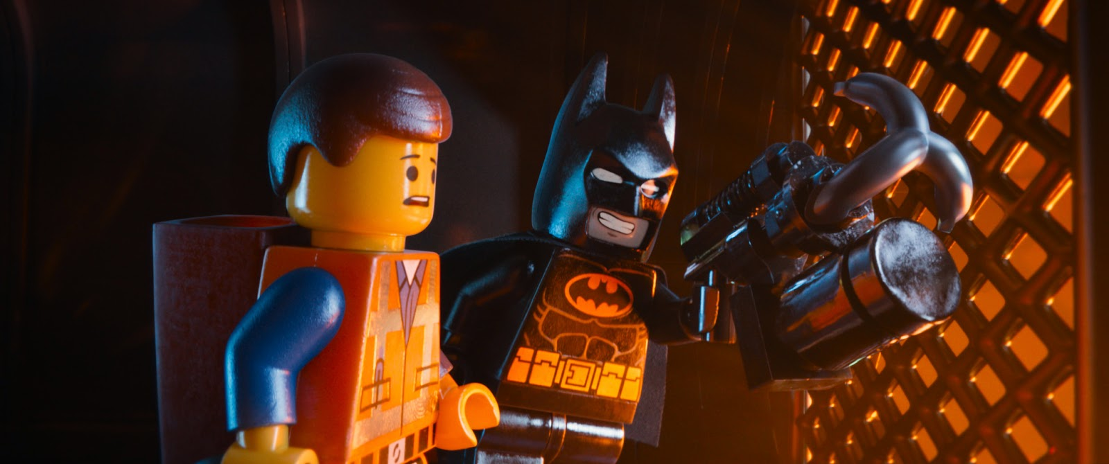 lego de movie
