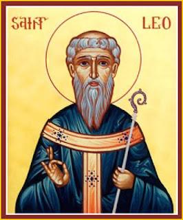 Pope St Leo I