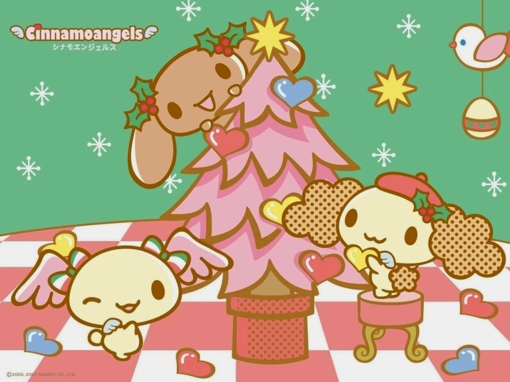 Kawaii Noose- kawaii, lolita, anime, japan, crafts: kawaii christmas