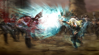 Fist of the North Star Kens Rage 2 screen 4 TGS 2012   Fist Of The North Star: Kens Rage 2 Trailer & Screenshots