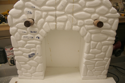 Foam for the Holidays… | The art of faking it - Stage design ...