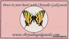 Chrysalis Art and God Gourds