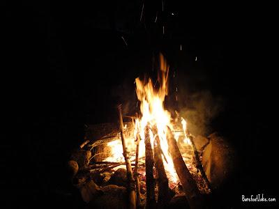 humes ranch campfire
