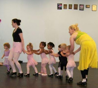 dance lessons two year olds south charlotte