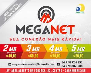 QUER SE CONECTAR? INDICO MEGANET