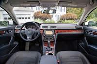 2015 New Volkswagen Passat Limited edition interior dashboard