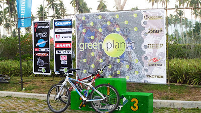 Green Planet Duathlon