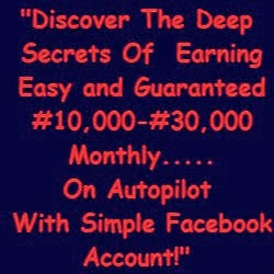 Make Money Online With Facebook