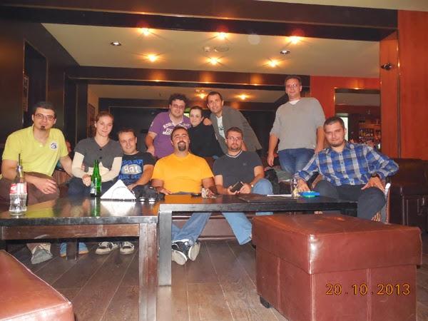 Craiova Blog Meet & Bowling de Octombrie