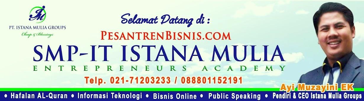 Pesantren Unggulan ( SMP Islamic Boarding School  )