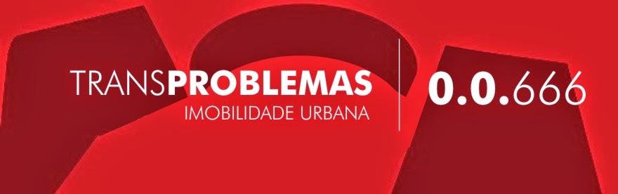Transproblemas - Imobilidade Urbana