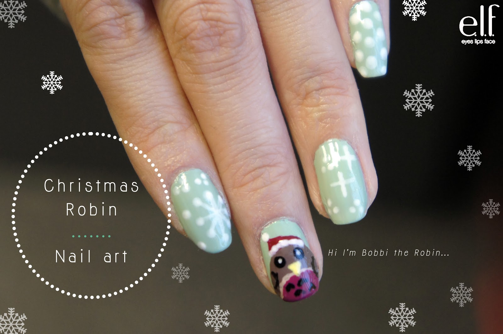 Me my elf and i elf christmas nail art competition elf christmas nail art competition prinsesfo Images