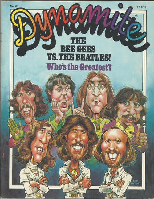I can't overstate just how much I loved Dynamite Magazine back in the day...