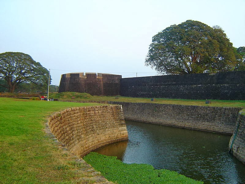 Tipu Sultan's Fort at Palakkad