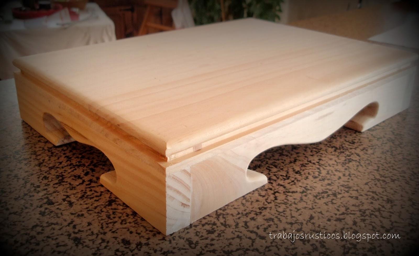 Trabajos r sticos mesa exposici n bonsai i - Mesas para bonsai ...