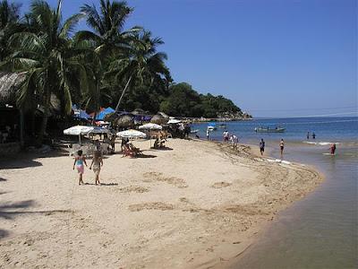 Playa de Puerto Vallarta - México - que visitar