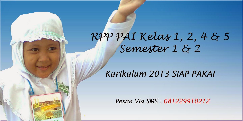 Rpp Kurikulum 2013 Sd Kelas 1