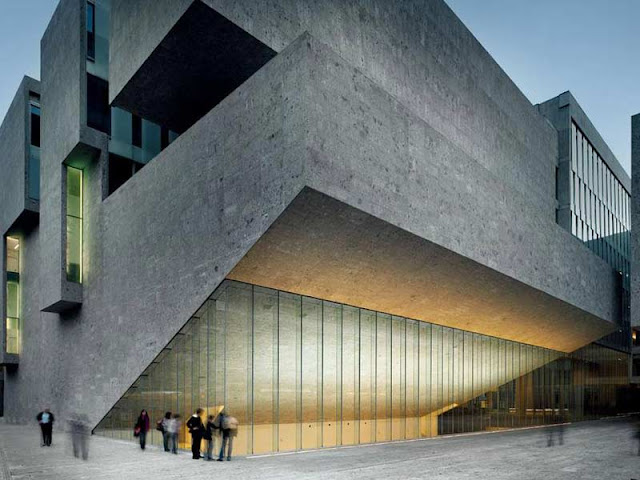 Universita Luigi Bocconi by Grafton Architects