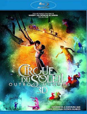 Filme Poster Cirque Du Soleil – Outros Mundos BDRip XviD Dual Audio & RMVB Dublado
