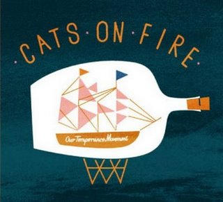 Cats On Fire