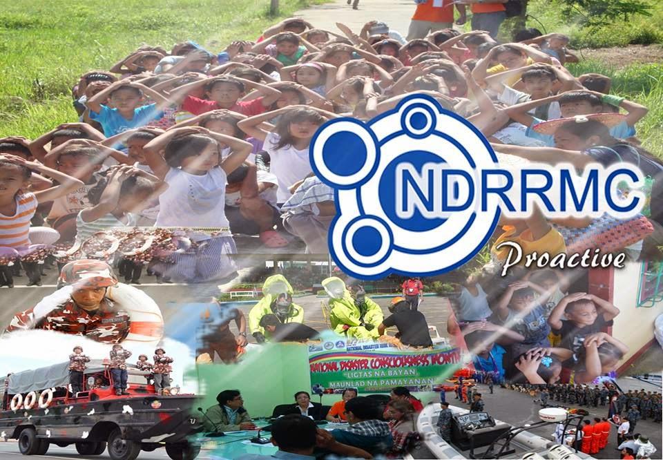 NDRRMC Proactive